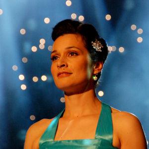 Mariam Sandhu esitti Finaalin karsinnassa kappaleen Tähdet kertovat