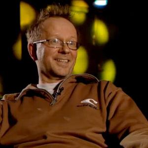Tapani Ripatti haastattelussa 2007.