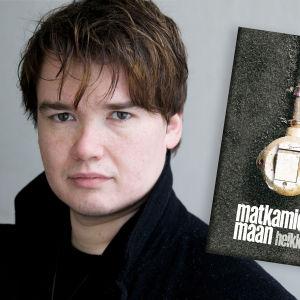 Antti Heikkinen, Matkamies maan, Siltala, kirjan kansi Pekka Loiri