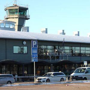 Kittilä flygplats