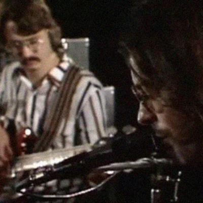 Wigwam-yhyte esiintyy tv-ohjelmassa 1976.
