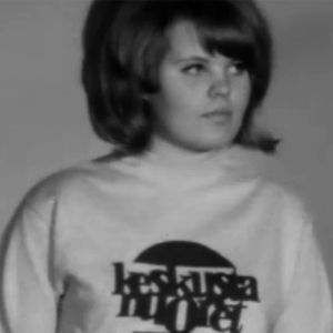 Keskustanuorten jumpperi (1968).