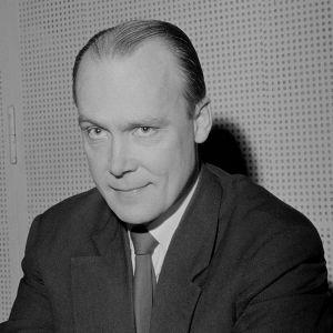 Ajanvietepäällikkö Antero Alpola.