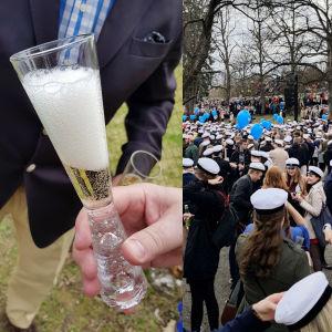 Valborg i Åbo.