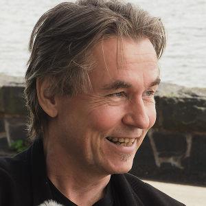 Kapellimestari Esa-Pekka Salonen.