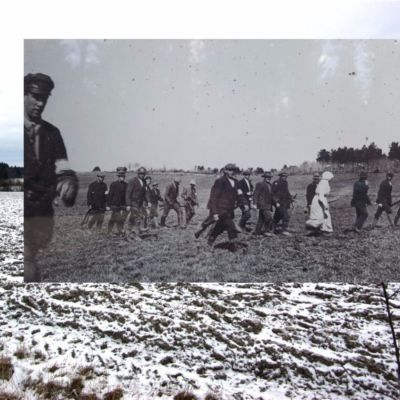 Arkebuseringar av röda 1918 i Västankvarn i Ingå.