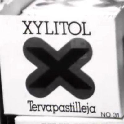 Ksylitolituotteita (1976).