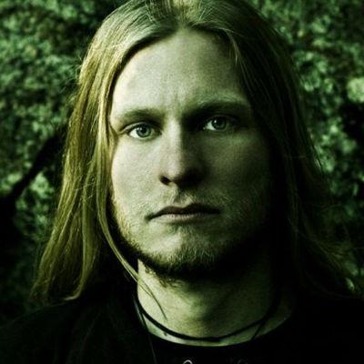 Tobias Tåg från bandet Thoby Loth