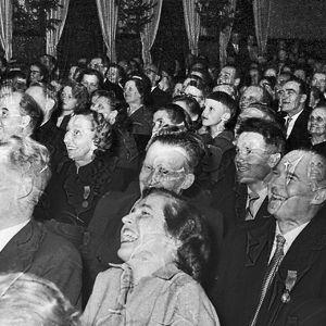 Boulagets årliga fester i Föreningshuset