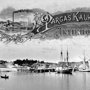 Pargas kalkbergs aktiebolag