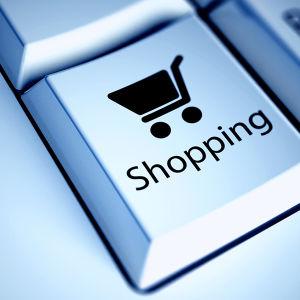 Tietokoneen näppäimistö, shopping-painike