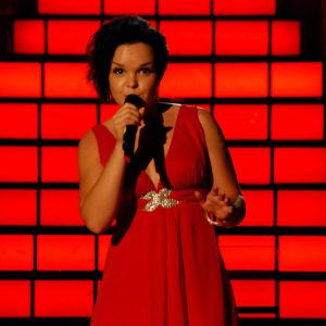 Maria Tyyster esitti Finaalin karsinnassa kappaleen Suurempaa