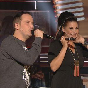 Jussi Selo ja Sani Tartu Mikkiin -ohjelmassa 28.11.2014