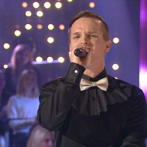 Valtteri Lehtinen Tartu Mikkiin -ohjelmassa 12.12.2014