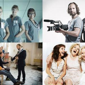 Yle TV2:n Kultainen Venla-ehdokkaat