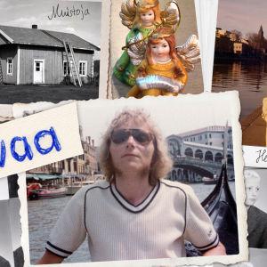 Kuusi kuvaa -sarjan jaksokuva, Veijo Hietala.