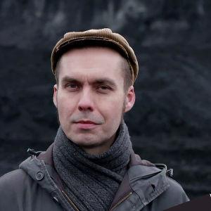 Kirjailija Antti Nylén