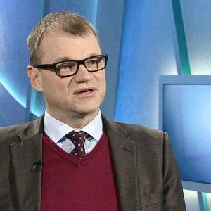Juha Sipilä, yle tv1