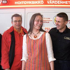 Satunnaiset sankarit, yle tv1