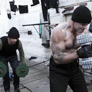 Dokumenttiprojekti: Venäläisen vankilan arki, yle tv1