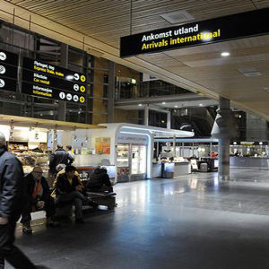 Gardemoens flygplats i Oslo.
