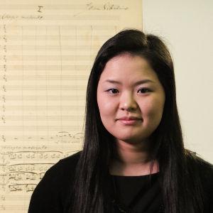 Minami Yoshida on yksi Sibelius-viulukilpailun 2015 finalisteista.