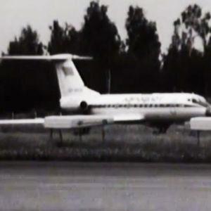 Kapat flygplan på Helsingfors-Vanda flygplats.