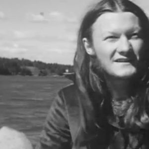 Jukka Gustavson i skärgården.
