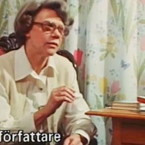 Författaren Marita Lindquist.