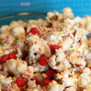 Pikku Kakkonen: Popcorn-herkku