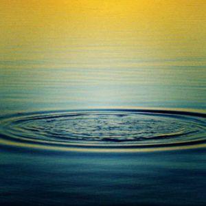meren pinta, loiskahduskuvio