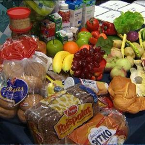 Mängden mat en finländare kastar bort varje år