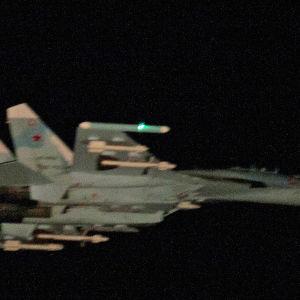 Ryska jaktplan kränkte Finlands luftrum