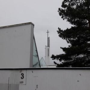 Grankulla kyrka.