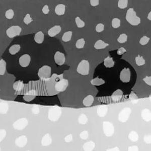 Nunnu ja Möksö etsivät unipuuta.