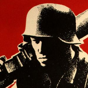 Tuntematon sotilas -elokuvan juliste