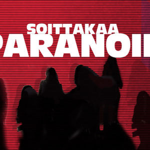 Soittakaa Paranoid!