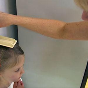 barn mäts på rådgivning