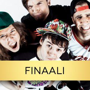 Madcraft-yhtye ja teksti Finaali.