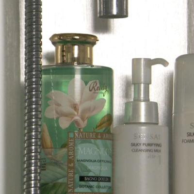 Kosmetiikan yleisin säilytyspaikka lienee kylpyhuoneen kaappi.