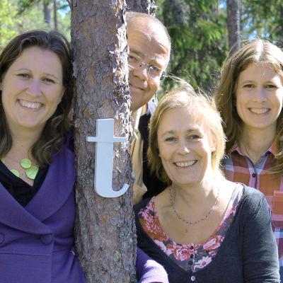 Kysymyksiä luonnosta, Marie Dacke, Bent Christensen, Kristina Sundell, linda olofsson, yle tv1