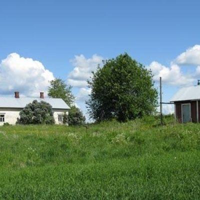 hus i skärgården