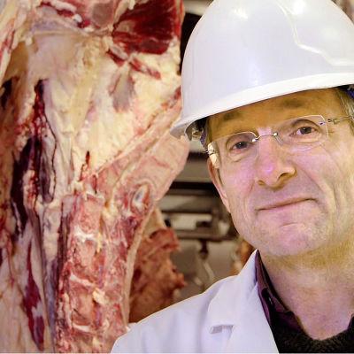 Prisma: Mistä liha ruuaksi?, michael mosley, yle tv1