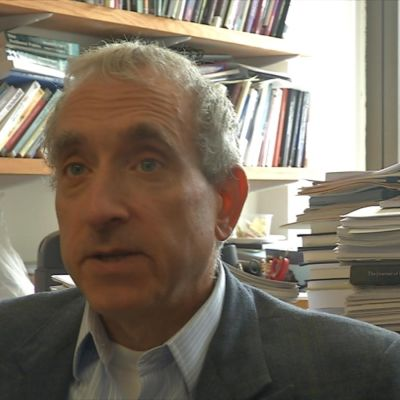 Richard Y. Shapior, professor i statskunskap vid Columbia University