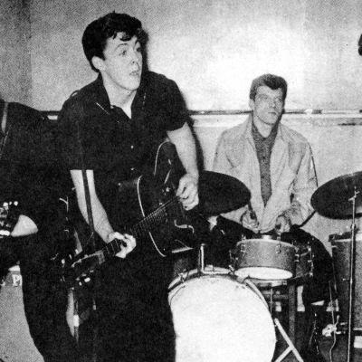 Tästä alkoi The Beatles (Becoming... The Beatles).