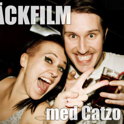 Skräckfilmspodden med Catzo & Filip