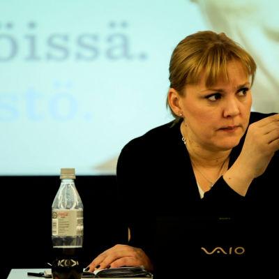 Dokumenttiprojekti: Presidentintekijät, yle tv1