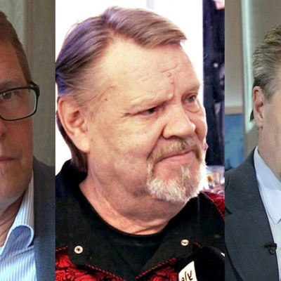 Många kända personer på polisens hemliga lista