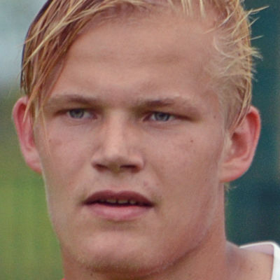 Joel Pohjanpalo fotbollspelare.