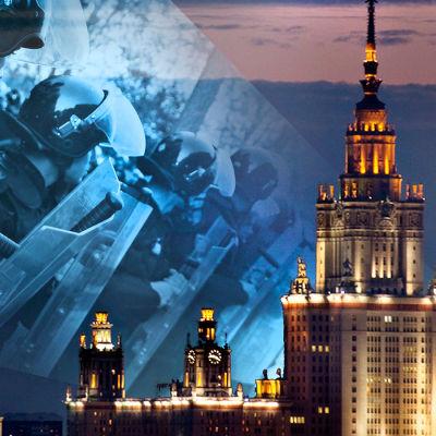 Dokumenttiprojekti: Venäjän vapain mies, yle tv1